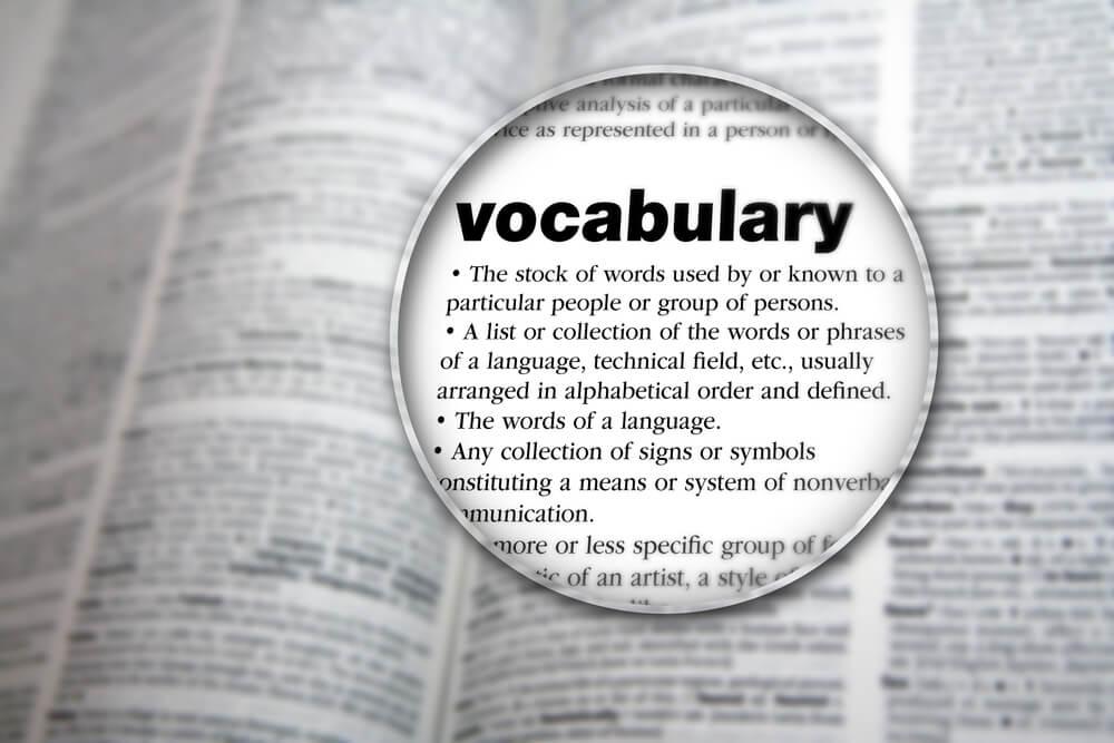 學英文單字書背單字